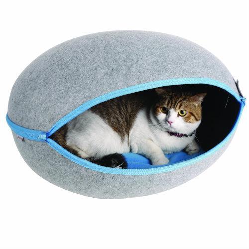 Cat or Dog Pet Pod Grey