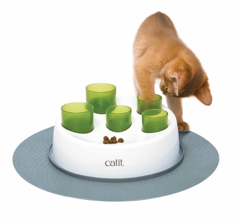 Catit 2.0 Senses Cat Food Digger