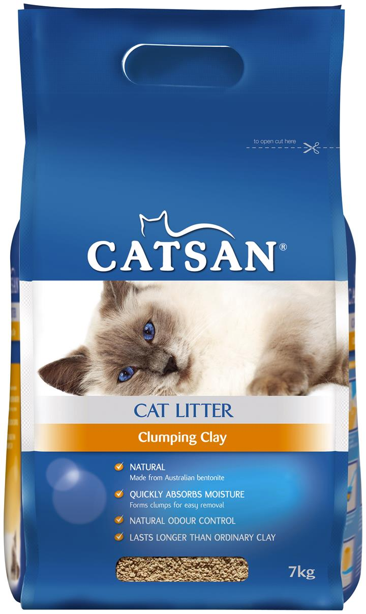 Catsan Ultra Clumping Clay Cat Litter