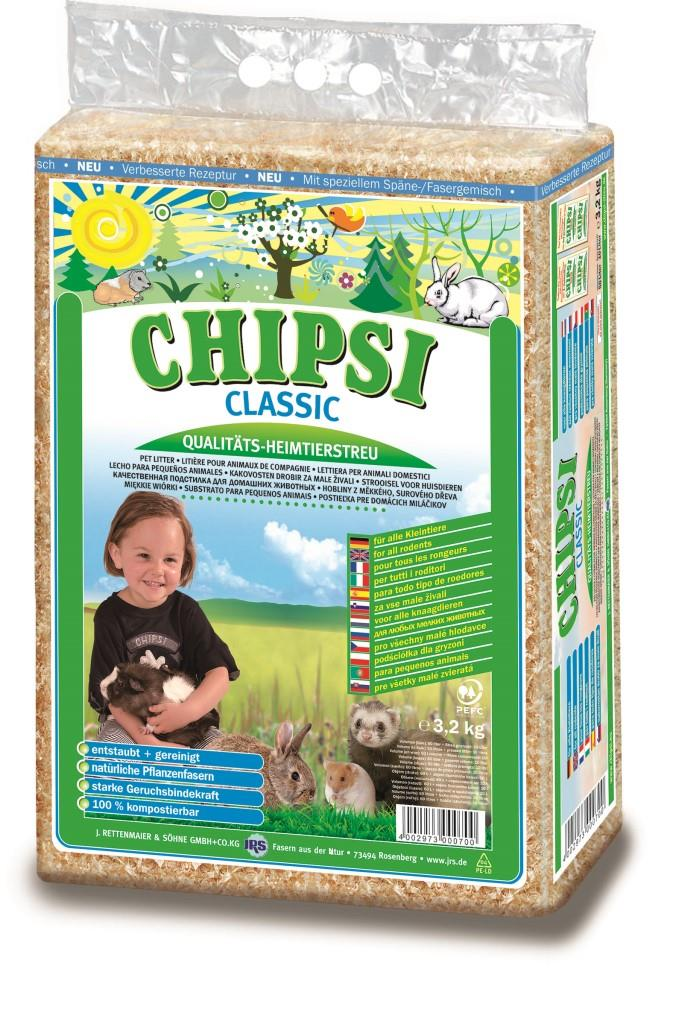 Chipsi Classic Pet Litter