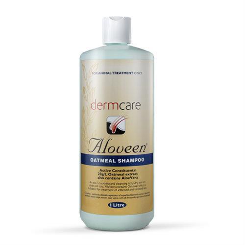 Dermcare Aloveen Shampoo 1L