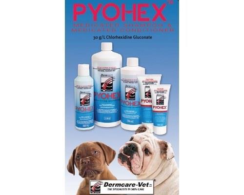 Dermcare Pyohex Medicated Shampoo 250ml