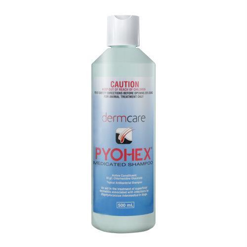 Dermcare Pyohex Shampoo 500ml