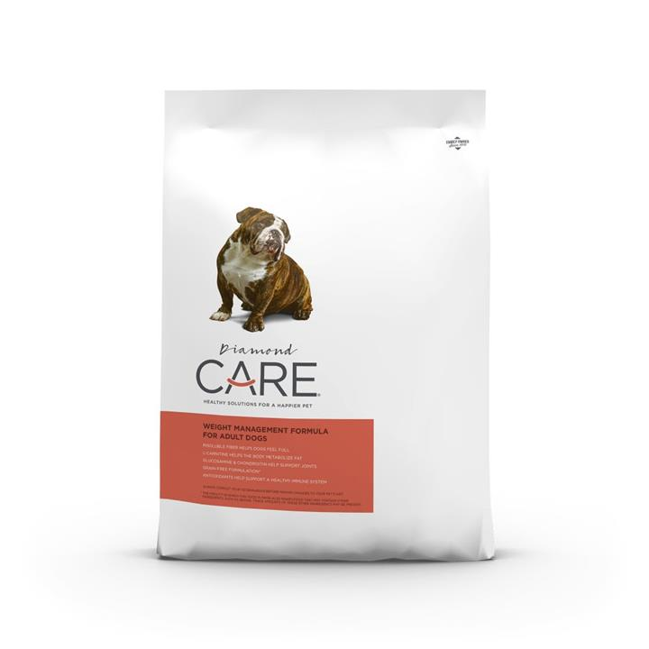 Diamond CARE® Weight Management Adult Dog Food 3.6kg