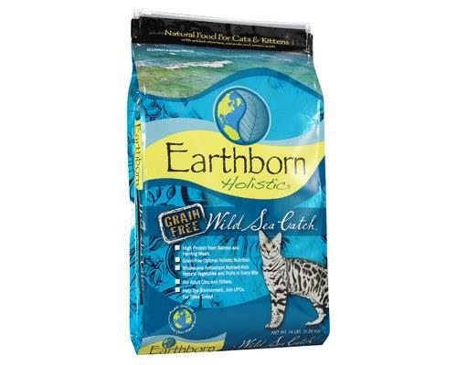 Earthborn Holistic Feline Wild Sea Catch Cat Food