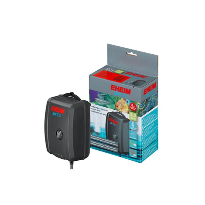 Eheim Fish Air Pump Adjustable With Line Hose & Diffuser 100LH