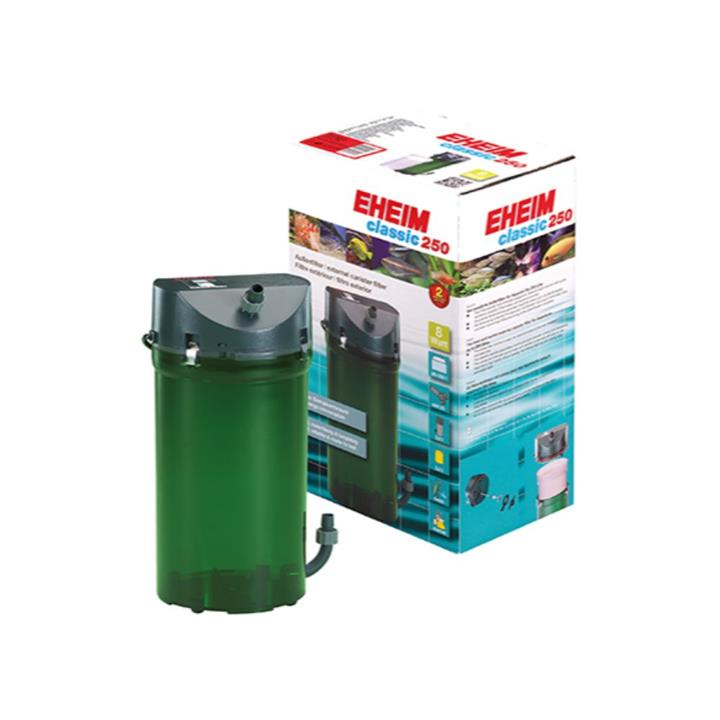 Eheim Fish Classic 2213 External Filter With Media