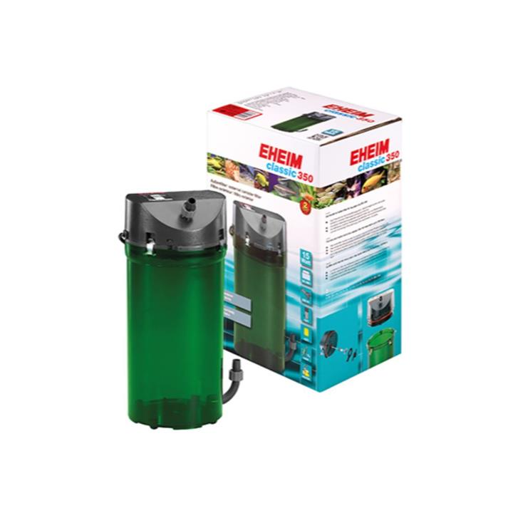Eheim Fish Classic 2215 External Filter With Media
