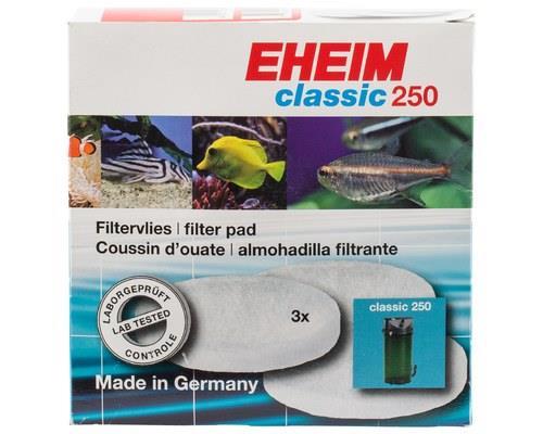 Eheim Fish White Wool Filter Pad For External Filter 2213 3 Pack
