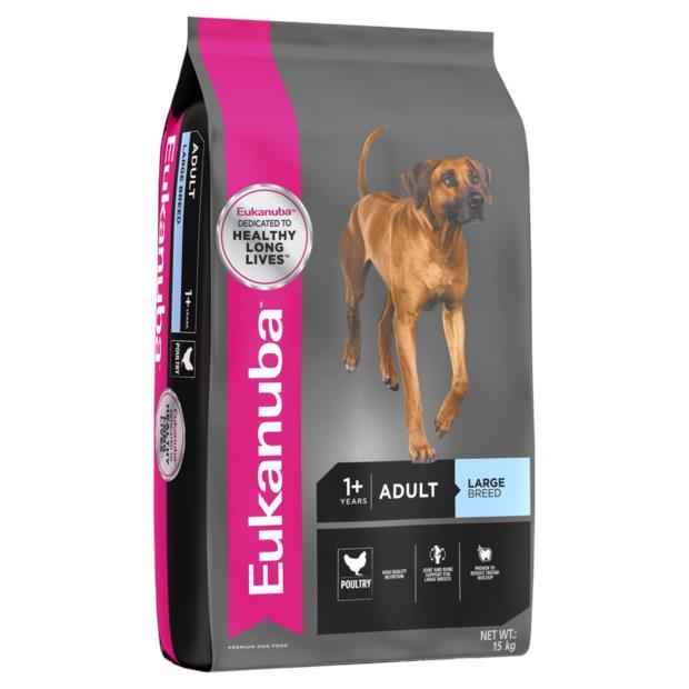 Eukanuba Dog Adult Large Breed 15kg
