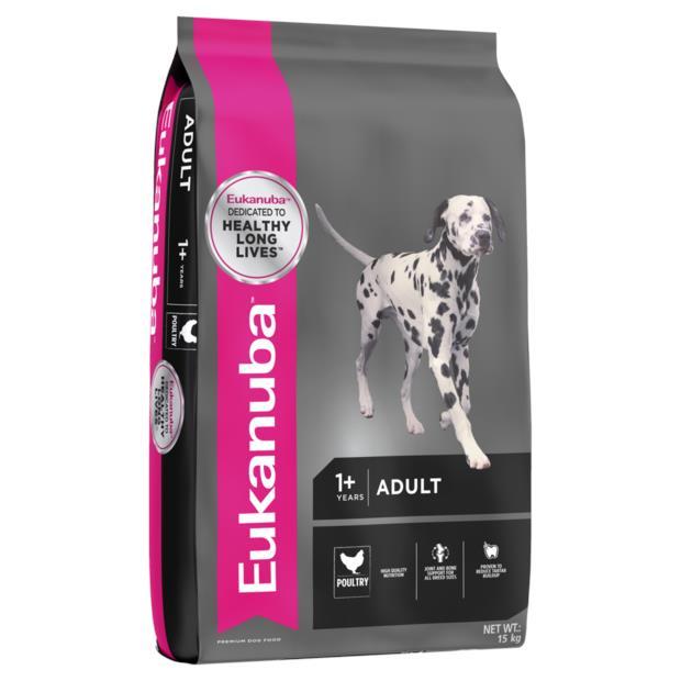Eukanuba Dog Adult Medium Breed 15kg