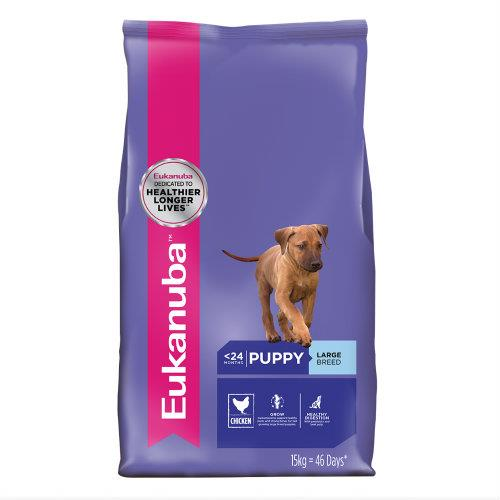 Eukanuba Puppy Large Breed 15kg