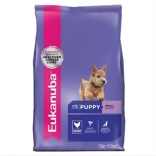 Eukanuba Puppy Small Breed 7.5kg