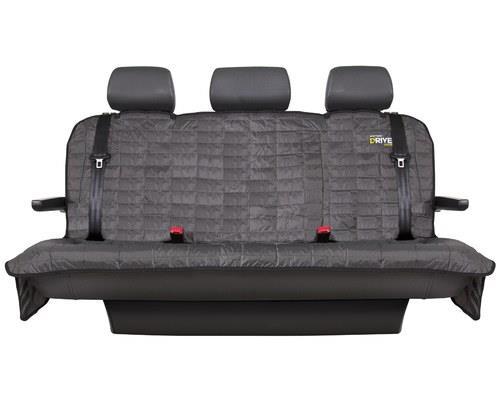 Ezydog Drive Seat Cover Rear - Charcoal