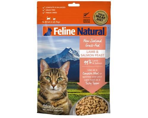 Feline Natural Lamb & Salmon 320gm