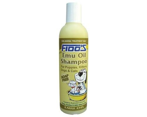 Fidos Emu Oil Shampoo 250ml