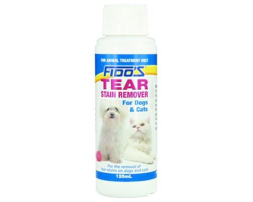 Fidos Tear Stain Remover For Cats And Dogs 125ml
