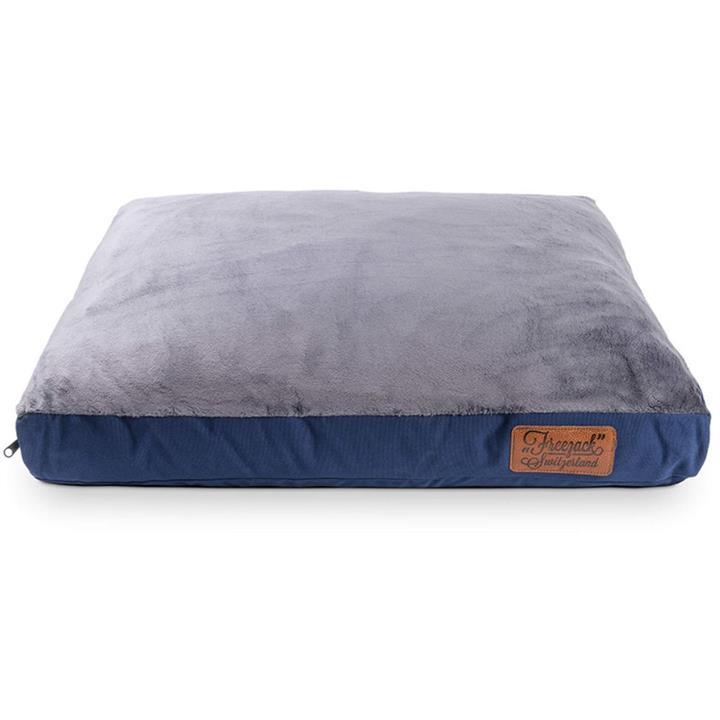 Freezack kNight Mattress Dog Bed Blue & Grey