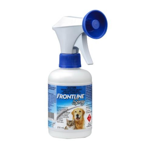 Frontline Spray for Dogs and Cats 250ml