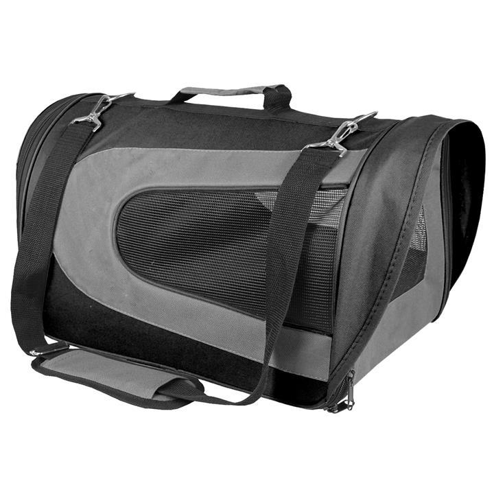 FurKidz Personal Portable Pet Travel Carrier Black