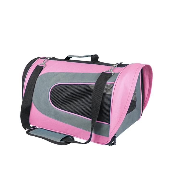 FurKidz Personal Portable Pet Travel Carrier Pink