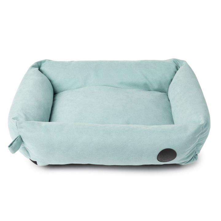 FuzzYard Dog Bed The Lounge Bed Powder Blue