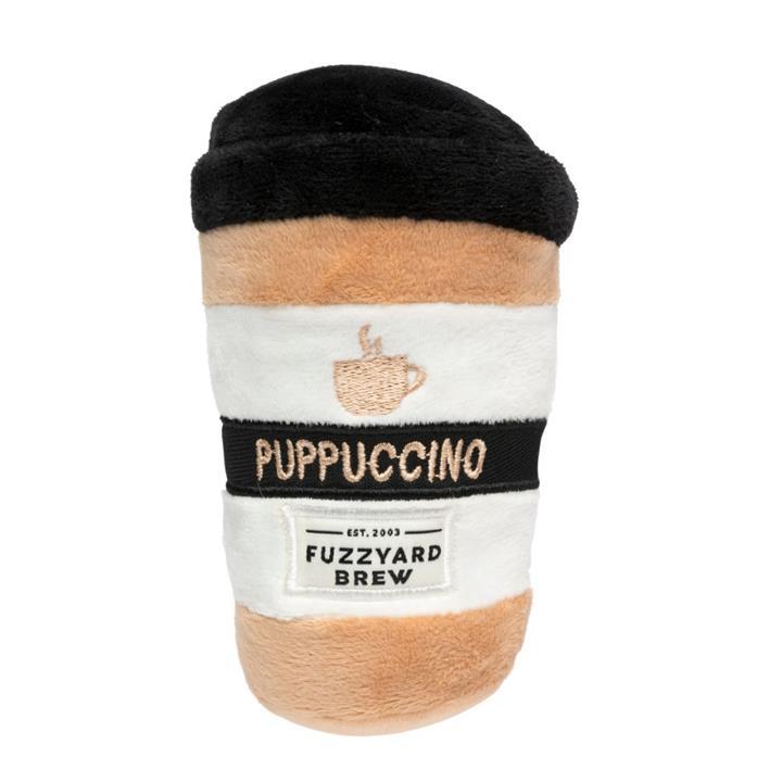FuzzYard Dog Toy Take Away Coffee