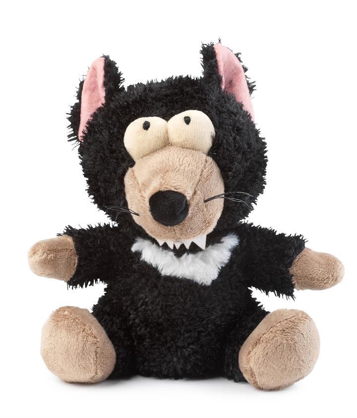 FuzzYard Neighbourhood Nasty Gaz the Tassie Devil Dog Toy Large