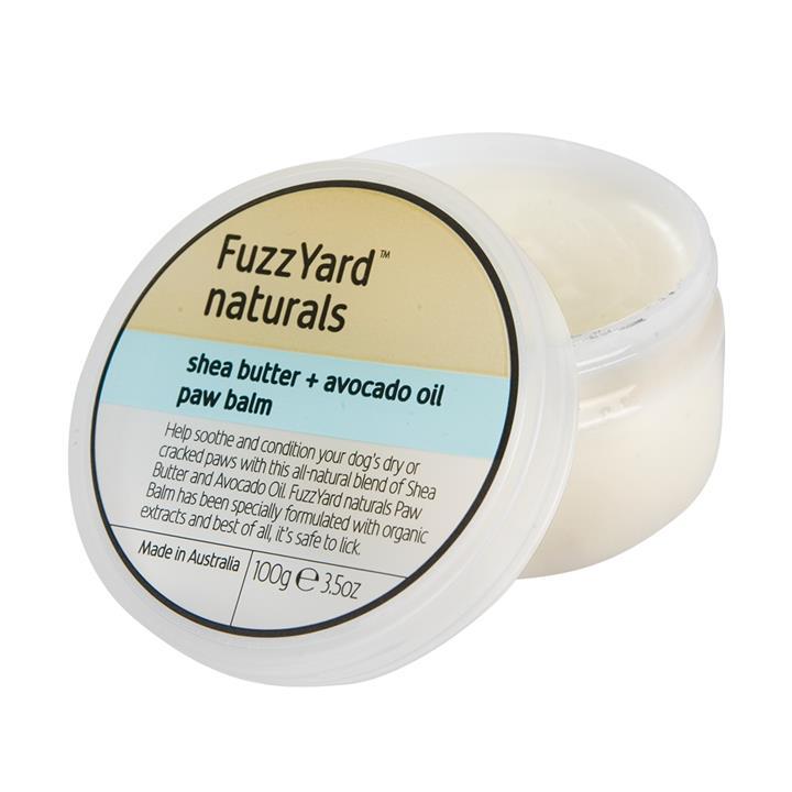 FuzzYard Shea Butter & Avocado Oil Paw Balm 100g