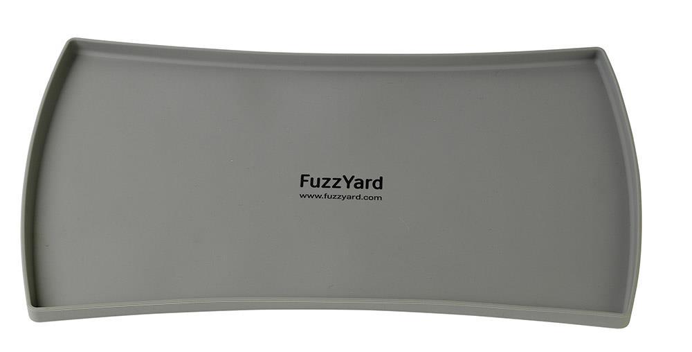 FuzzYard Silicone Feeding Mat Grey