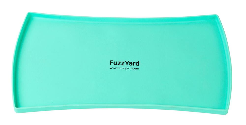 FuzzYard Silicone Feeding Mat Teal