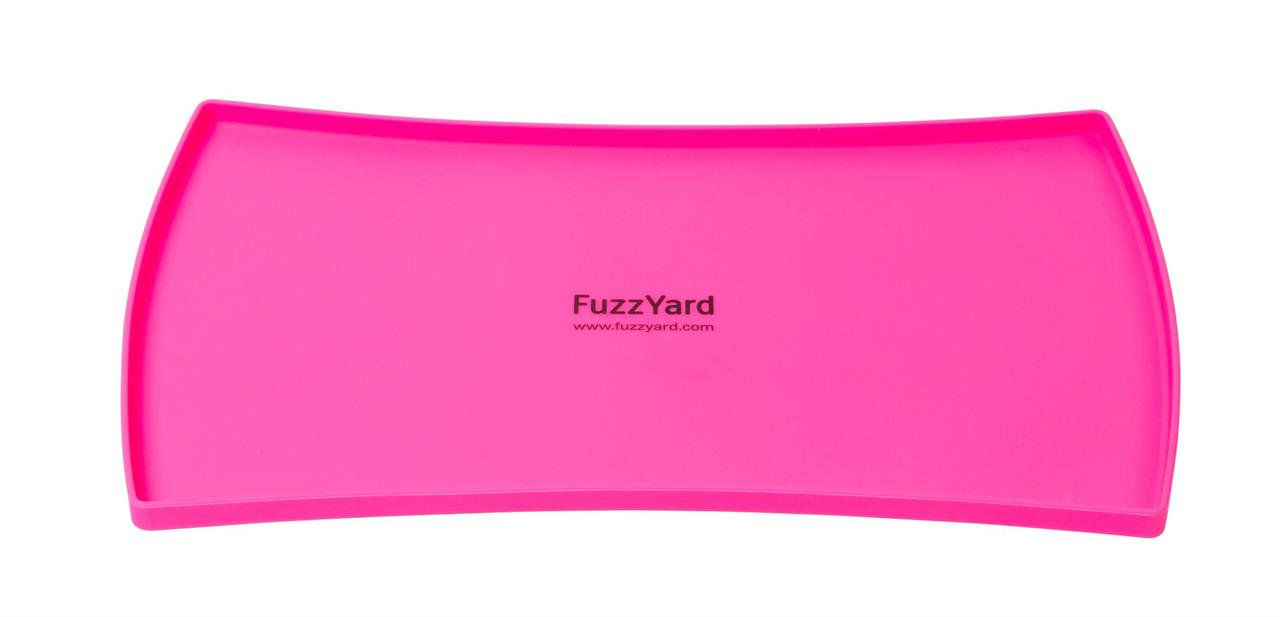 FuzzYard Sillicone Feeding Mat Pink