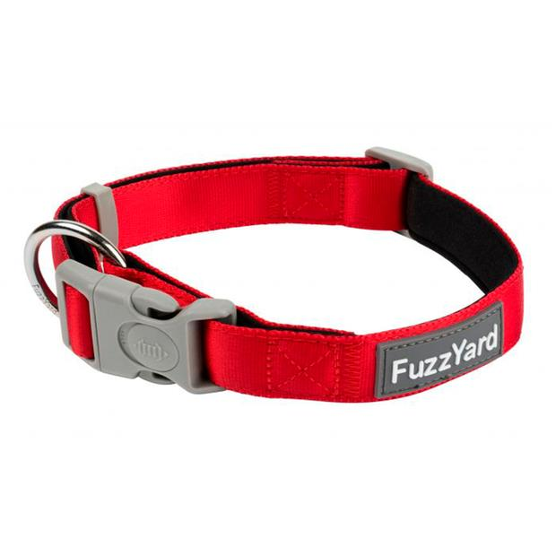 Fuzzyard Dog Collar Rebel Medium