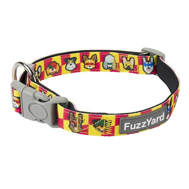 Fuzzyard Doggoforce Dog Collar Medium