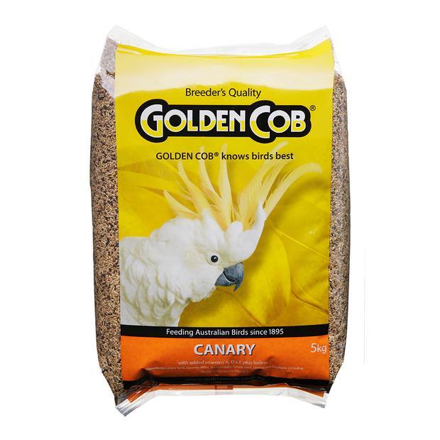 Golden Cob Canary Mix 5kg