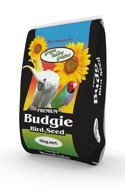 Green Valley Grains Budgie Mix 5kg