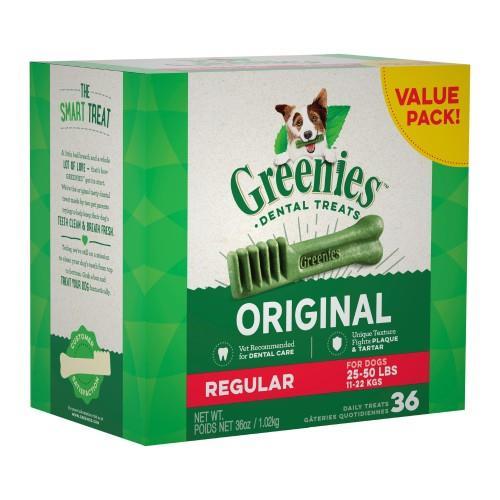 Greenies Original Dental Treats Regular 1kg