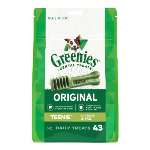 Greenies Original Dental Treats Teenie 340g