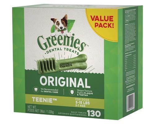 Greenies Original Value Pack Teenie 1kg