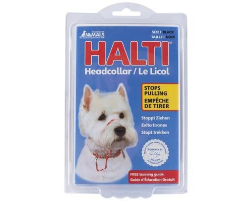Halti Head Collar Black Size 1