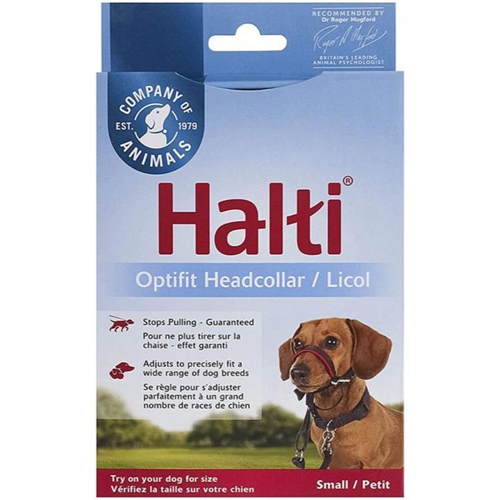 Halti Optifit Dog Training Head Collar Small