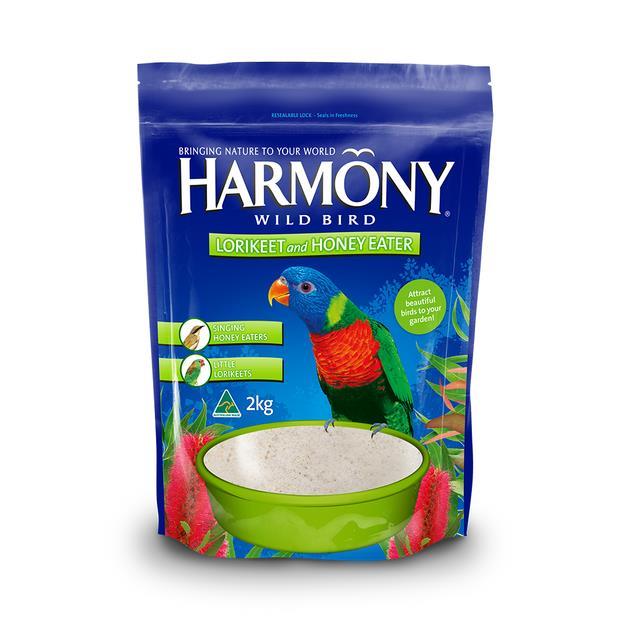 Harmony Lorikeet And Honeyeater Mix 500g