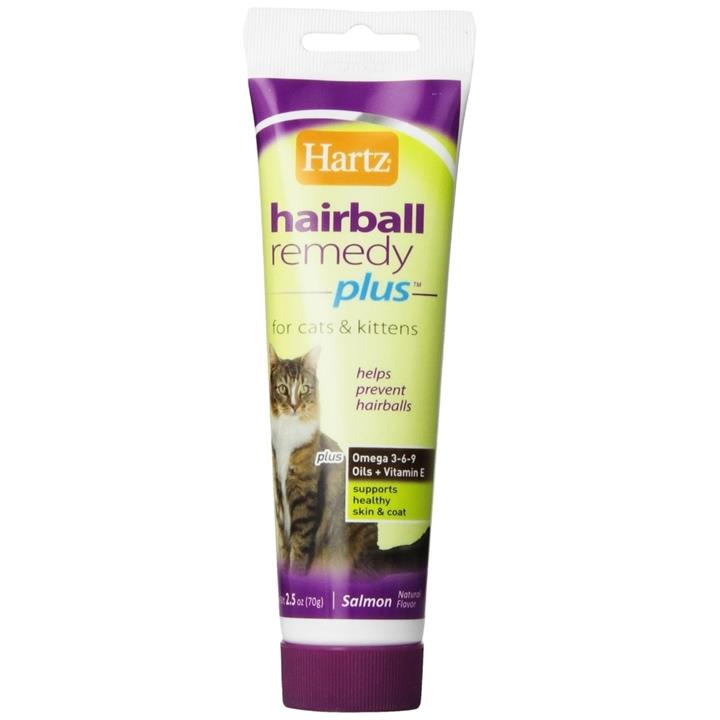 Hartz Hairball Remedy Paste for Cats and Kittens 70g