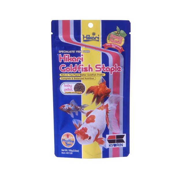 Hikari Goldfish Staple Baby 300g