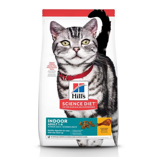 Hills Feline Indoor Cat 2 X 4kg