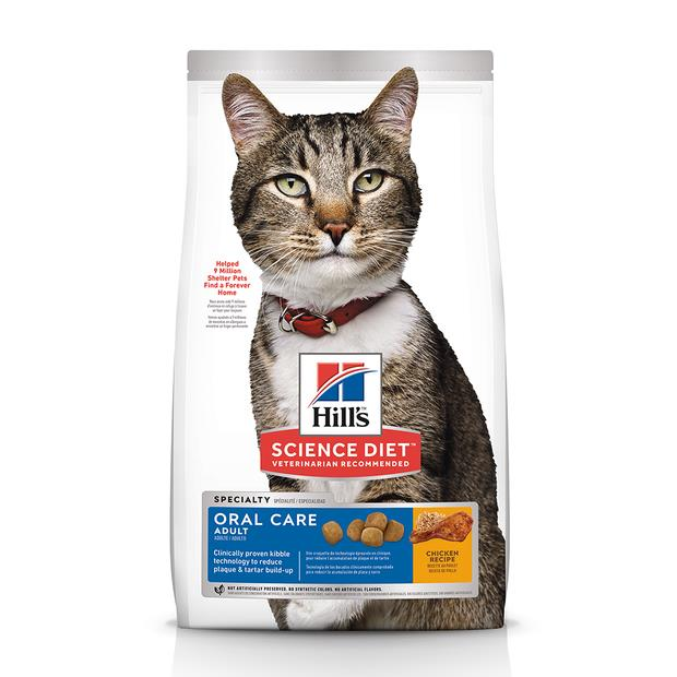 Hills Feline Oral Care 4kg