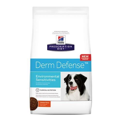 Hills Prescription Diet Canine Derm Defense Dry Dog Food 11.34kg