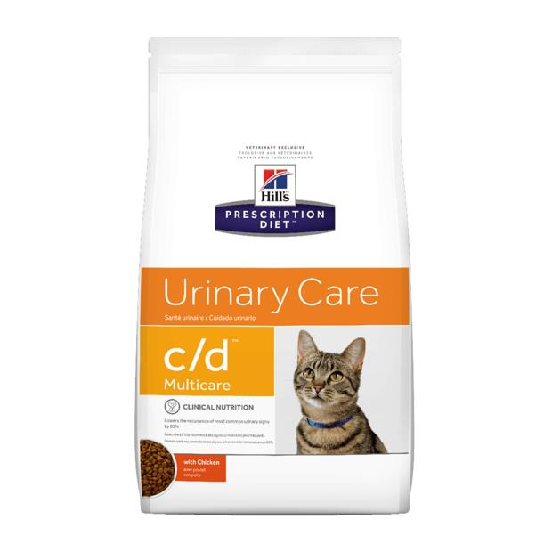 Hills Prescription Diet Feline Cd Multicare Urinary Care 6kg