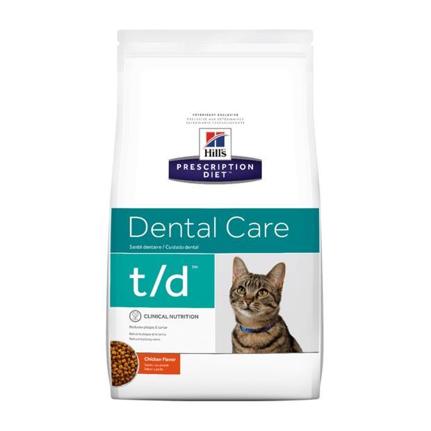 Hills Prescription Diet Feline Td Dental Care 1.5kg
