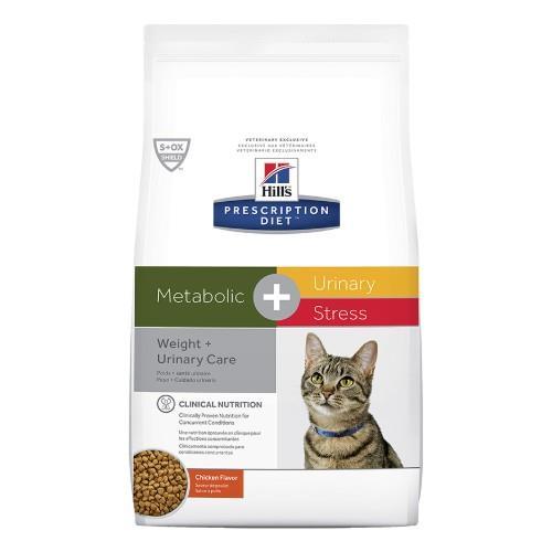 Hills Prescription Diet Metabolic Plus Urinary Stress Dry Cat Food...
